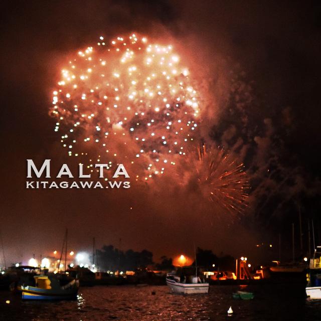 マルタ国際花火大会 Malta International Fireworks Festival