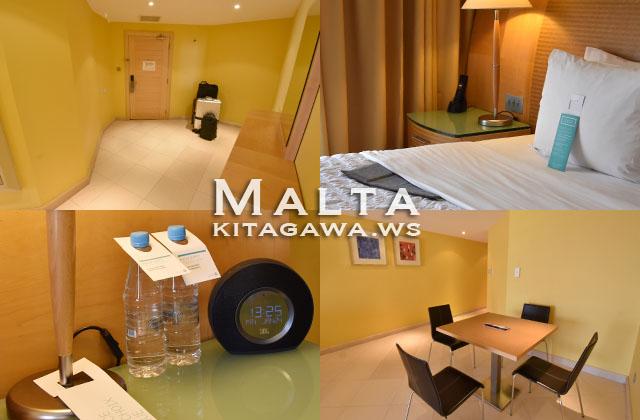 Le Méridien St. Julians Hotel & Spa, Malta