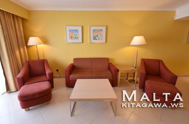 ル メリディアン・セントジュリアン・ホテル&スパ マルタ