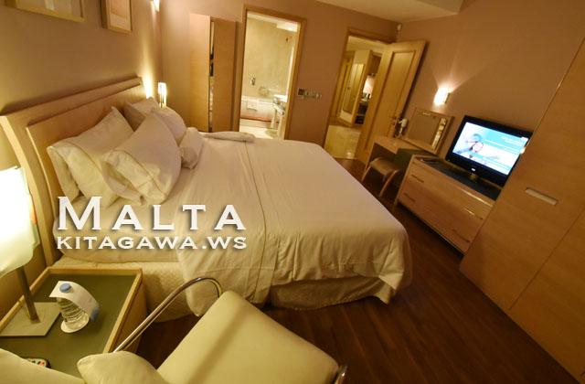 ウェスティン ドラゴナーラリゾート マルタ ホテル
