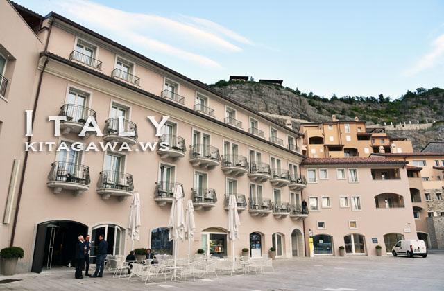 ホテル宿泊記: ファリージア,ラグジュアリーコレクションリゾート&スパ ポルトピコーロ (イタリア・トリエステ)
