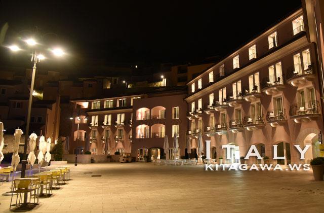 ファリージア ラグジュアリーコレクション ポルトピコーロ ホテル