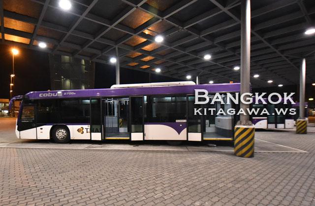 スワンナプーム空港バス