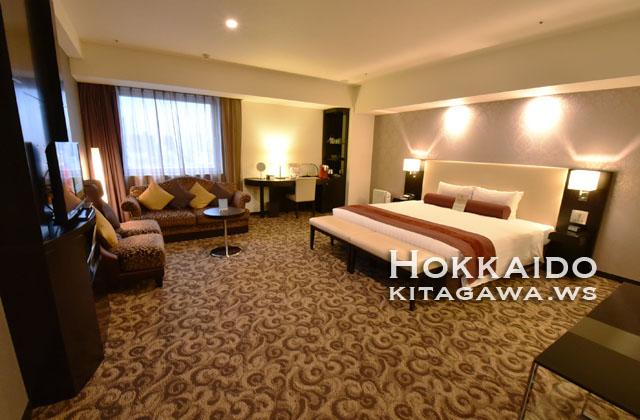 メルキュール札幌 ホテル宿泊記
