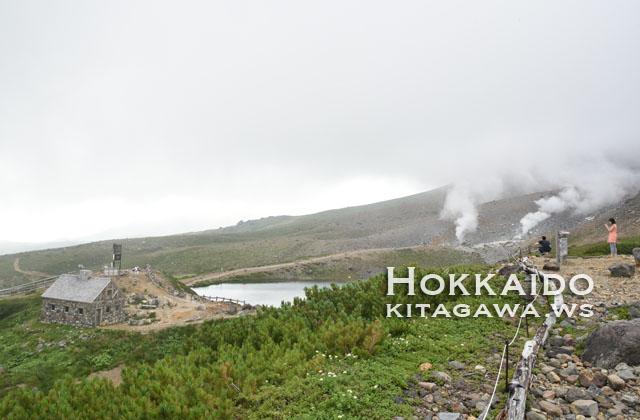 旭岳 トレッキング