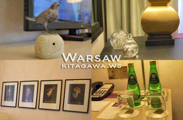 ホテルブリストル ワルシャワ