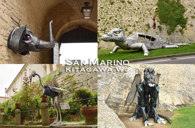 サンマリノ共和国 旅行記