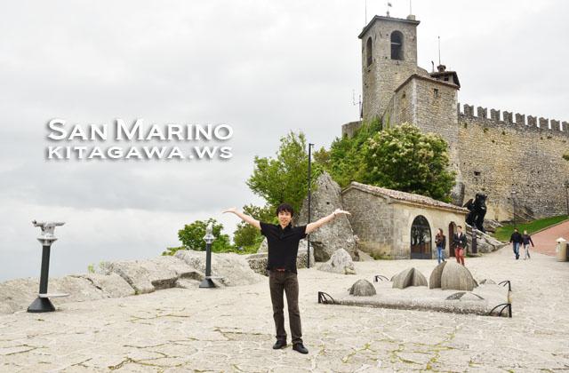 サンマリノ旅行記