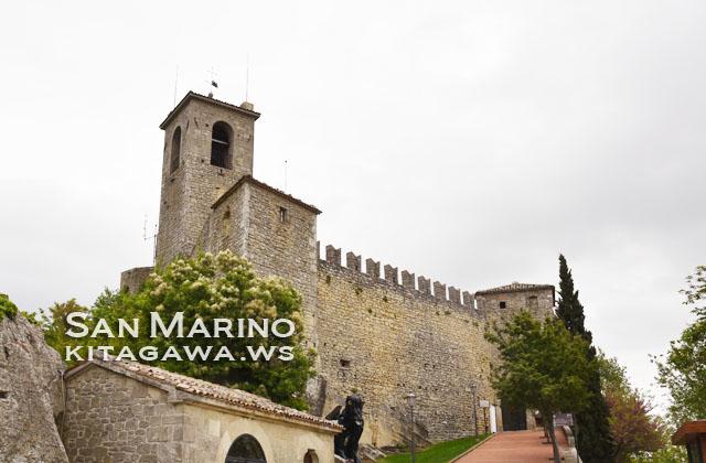 サンマリノ 要塞