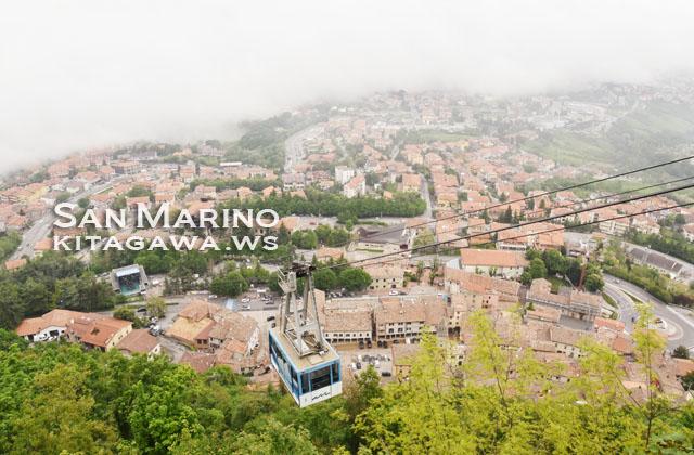 サンマリノ共和国 行き方と旅行記