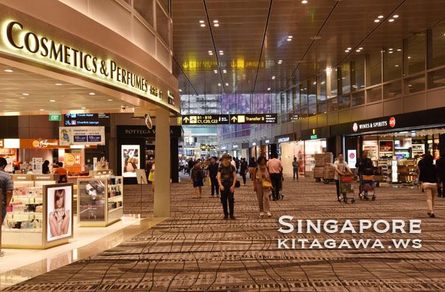 チャンギ国際空港 ターミナル3