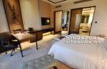 ウェスティンシンガポール ホテル宿泊記 The Westin Singapore