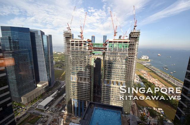 シンガポール ホテル