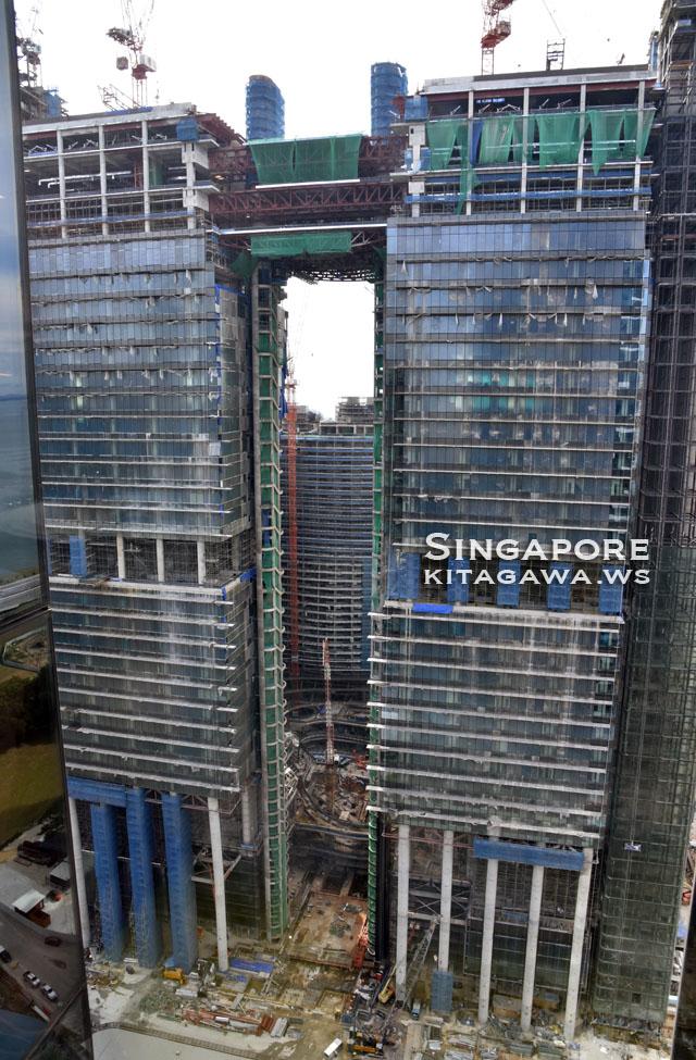 シンガポール 高級ホテル