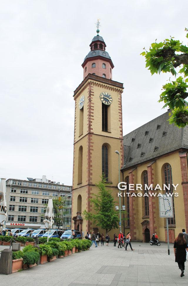 カタリーナ教会 Katharinenkirche
