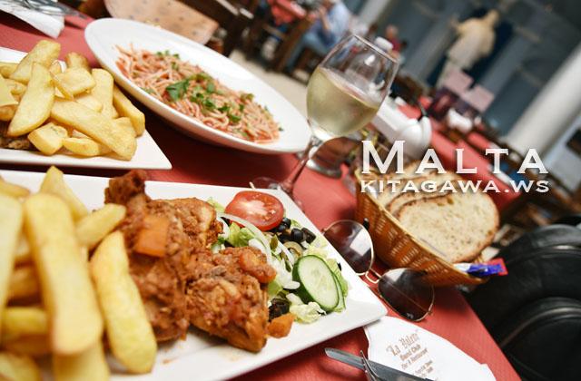 マルタ料理