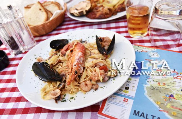 マルタ料理レストラン