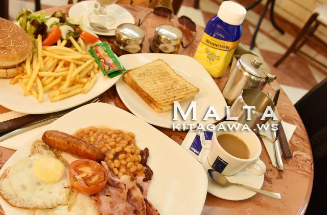 マルタ カフェ