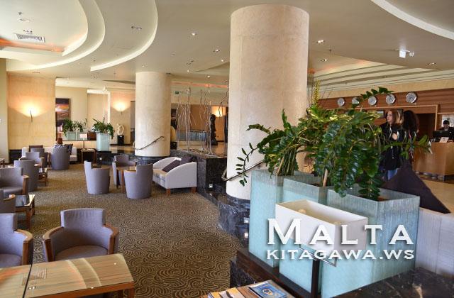 ル メリディアン セントジュリアン ホテル&スパ マルタ