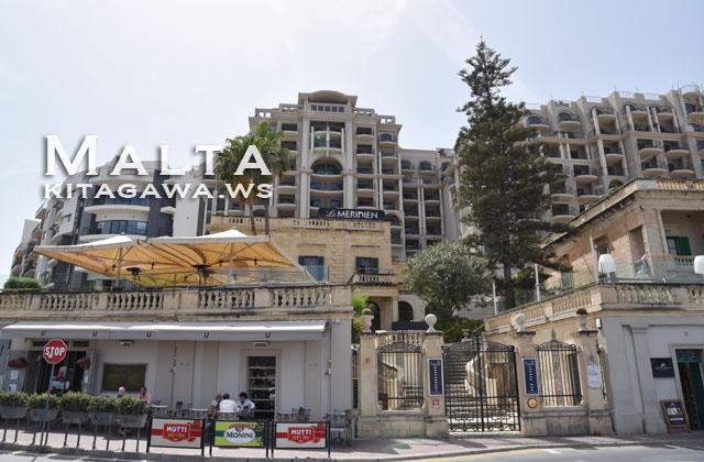 ル メリディアン セントジュリアン ホテル&スパ