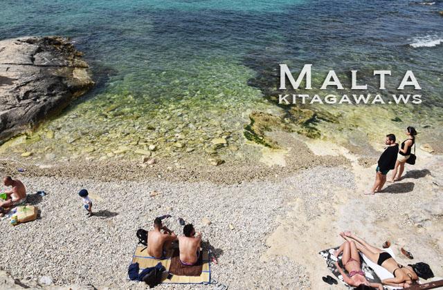 マルタ ビーチ