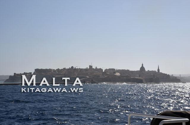 マルタ島ヴァレッタ