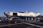 マルタからイタリア・シチリア 船 フェリー