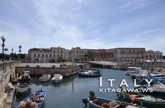シラクーサ 観光 イタリア 旅行記