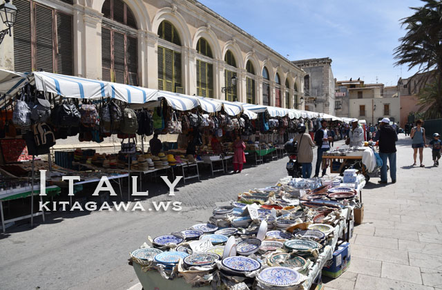 シラクーサ 市場