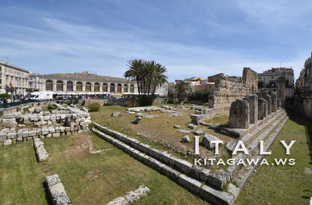 アポロ神殿 Tempio di Apollo