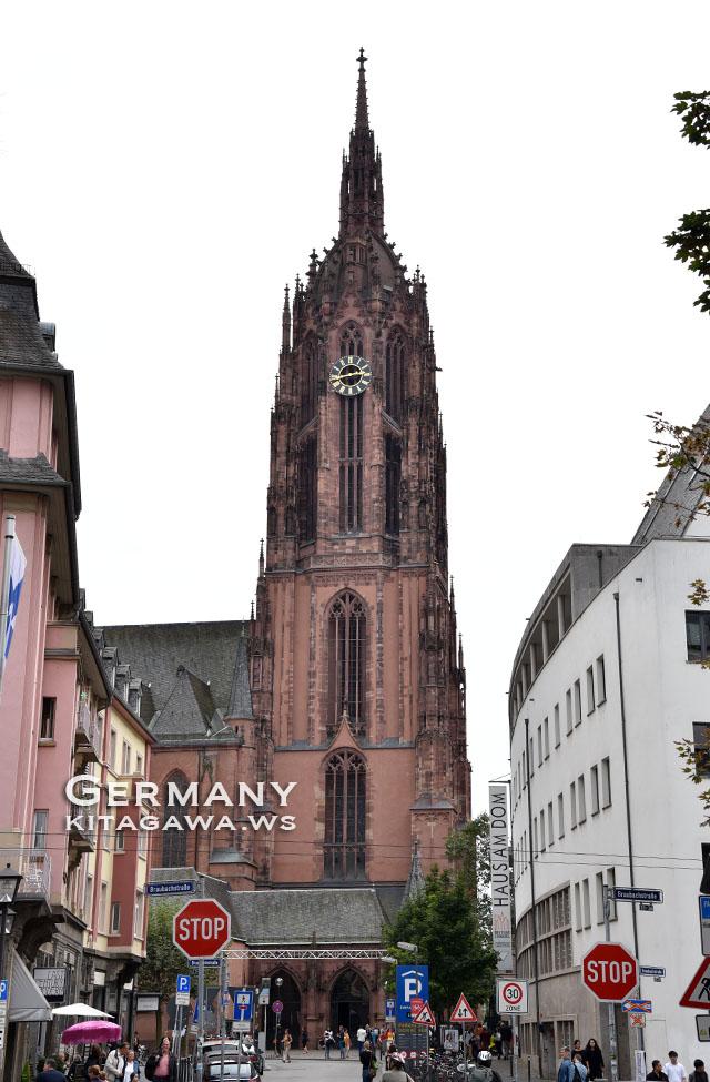 大聖堂 フランクフルト