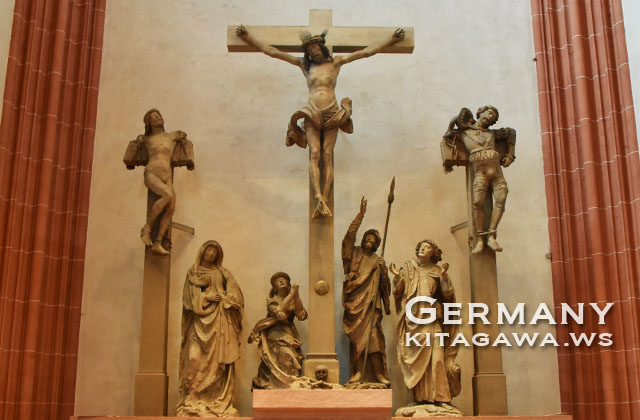 フランクフルト 大聖堂