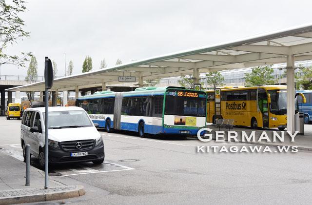 ミュンヘン空港バス