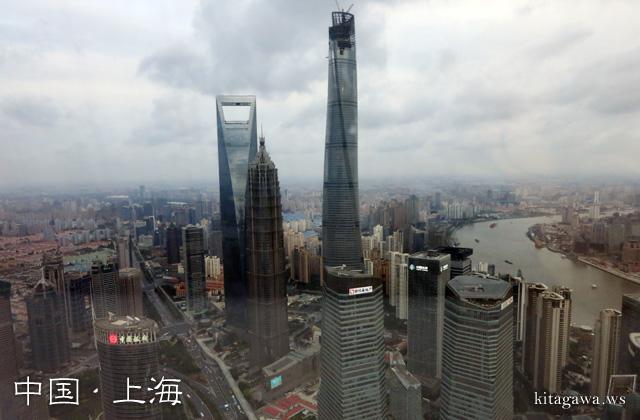上海テレビタワー