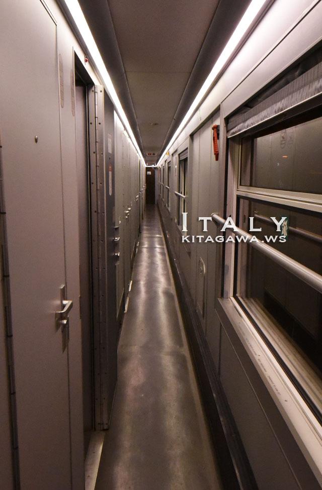 Trenitalia Intercity Notte