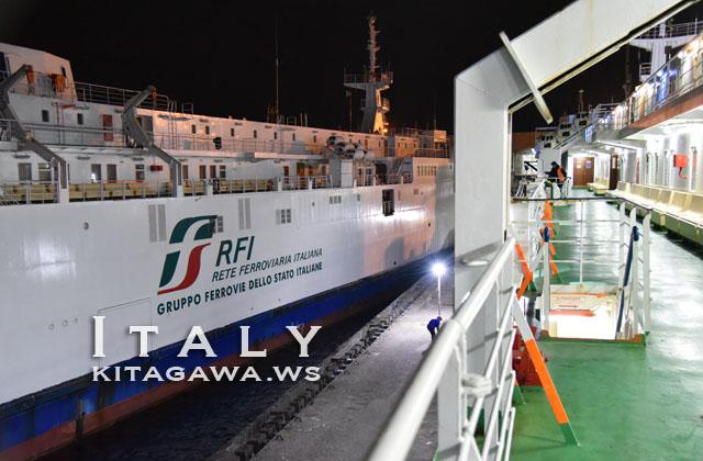 トレニタリア 鉄道連絡船