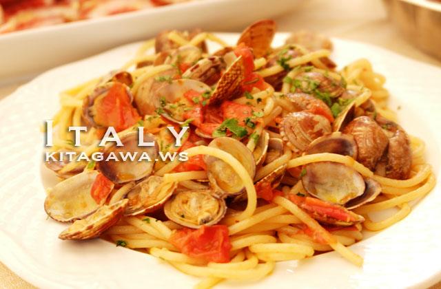 イタリア スパゲッティ