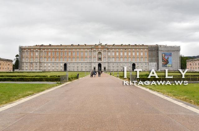 カゼルタ 王宮