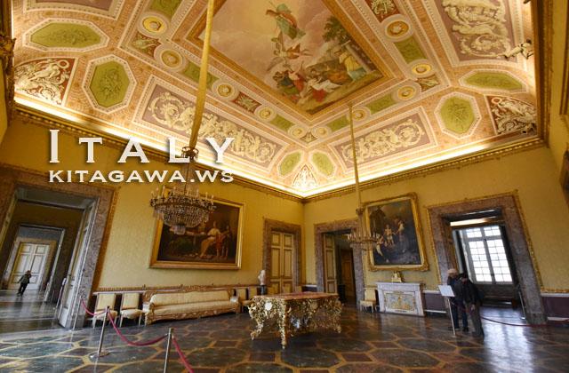 カゼルタ王宮 Reggia di Caserta 宮殿