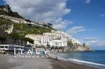 イタリア旅行記 世界遺産 アマルフィ海岸 アマルフィとポジターノの行き方と観光