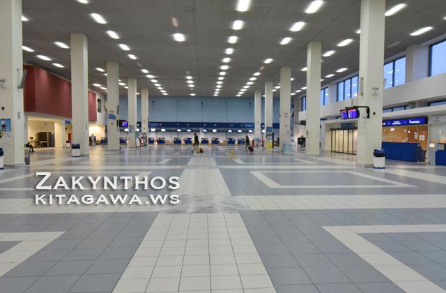 ザキントス国際空港 ZTH