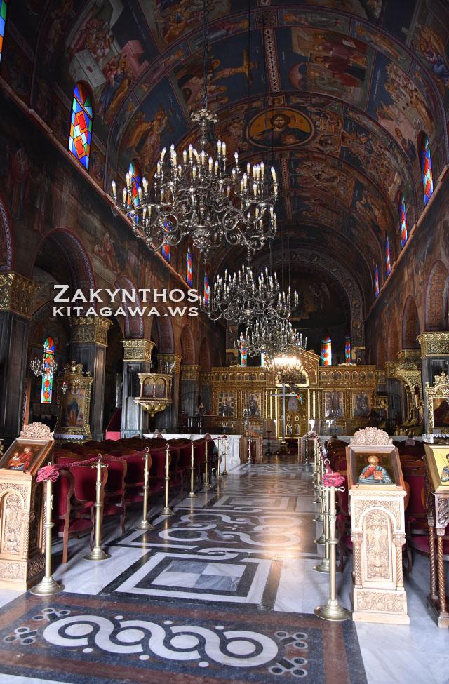 アギオスディオニシオス教会