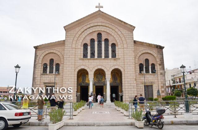 Agios Dionysios Zakynthos