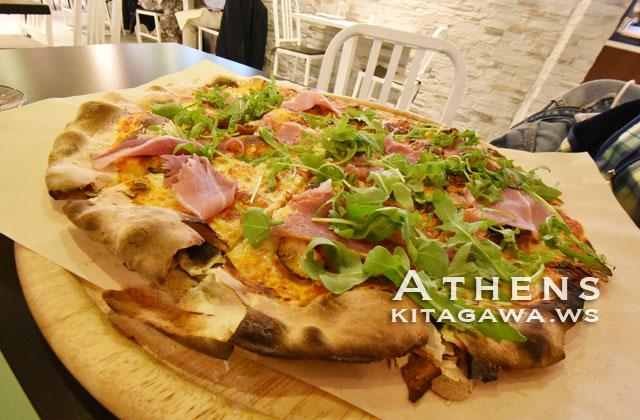 アテネ国際空港 レストラン