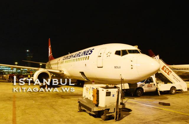 トルコ航空 B737-800