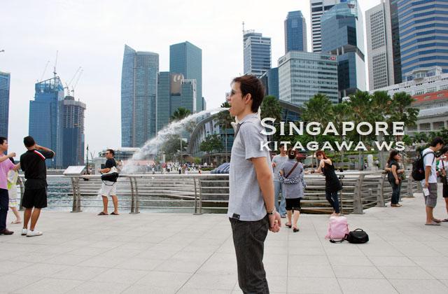 シンガポール旅行記
