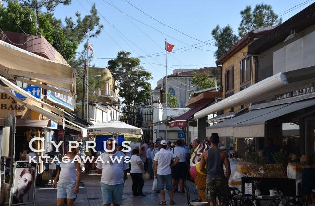 キプロス国境 クロスポイント