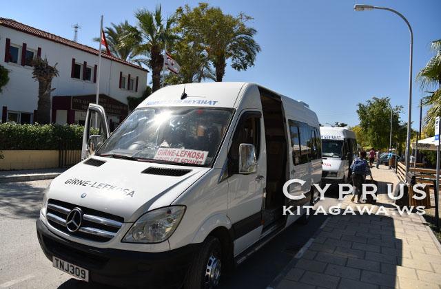 北キプロス バス