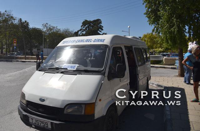 ギルネ バス