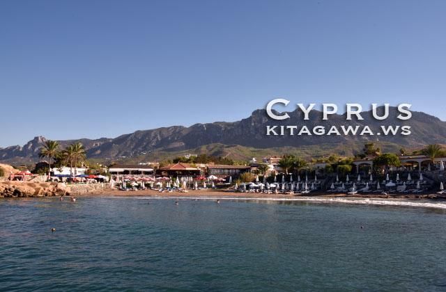 北キプロスホテル